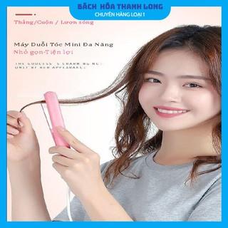 Máy ép tóc FREESHIP Máy duỗi,ép,tóc mini cầm tay siêu nhanh, tiện dụng [Hàng loại 1] thumbnail