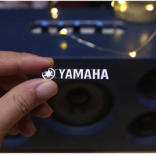 Logo dán loa YAMAHA