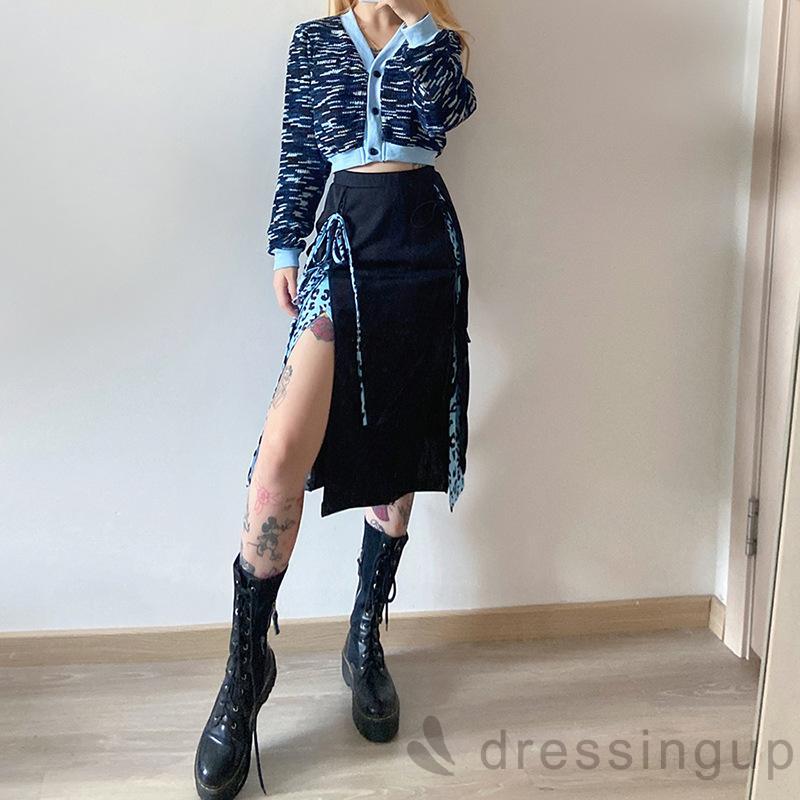 Váy thiết kế họa tiết da báo thời trang dành cho nữ