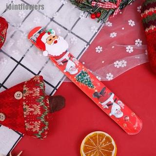 Vòng Đeo Tay Hình Ông Già Noel / Người Tuyết Có Đèn Led Phát Sáng Cho Dịp Năm Mới