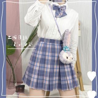 Chân váy tennis xếp ly Caro nhập khẩu loại 1 tiêu chuẩn Hàn Quốc231HJTV thumbnail