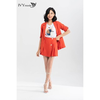 Quần sooc giả váy nữ IVY moda MS 20M6412 thumbnail