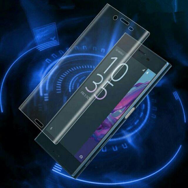 Miếng dán dẻo Xperia XA1 hiệu Vmax Full màn - Chống vỡ