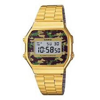 Đồng hồ đeo tay nam Casio A168WEGC-3DF