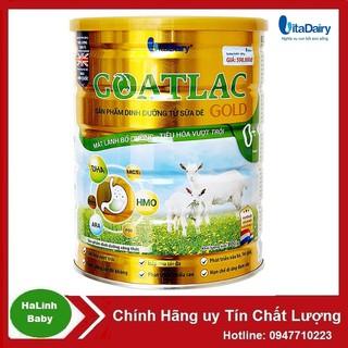 Sữa dê Goatlac gold 0+ 800g [Mẫu mới] Thay thế goatlac 1 2 thumbnail