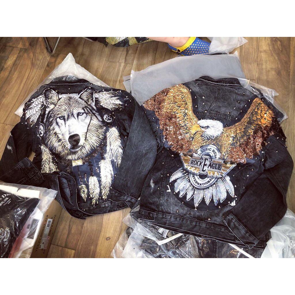 Tuyệt phẩm áo Rock Eagle UNS - 15449445 , 1643325745 , 322_1643325745 , 1660000 , Tuyet-pham-ao-Rock-Eagle-UNS-322_1643325745 , shopee.vn , Tuyệt phẩm áo Rock Eagle UNS
