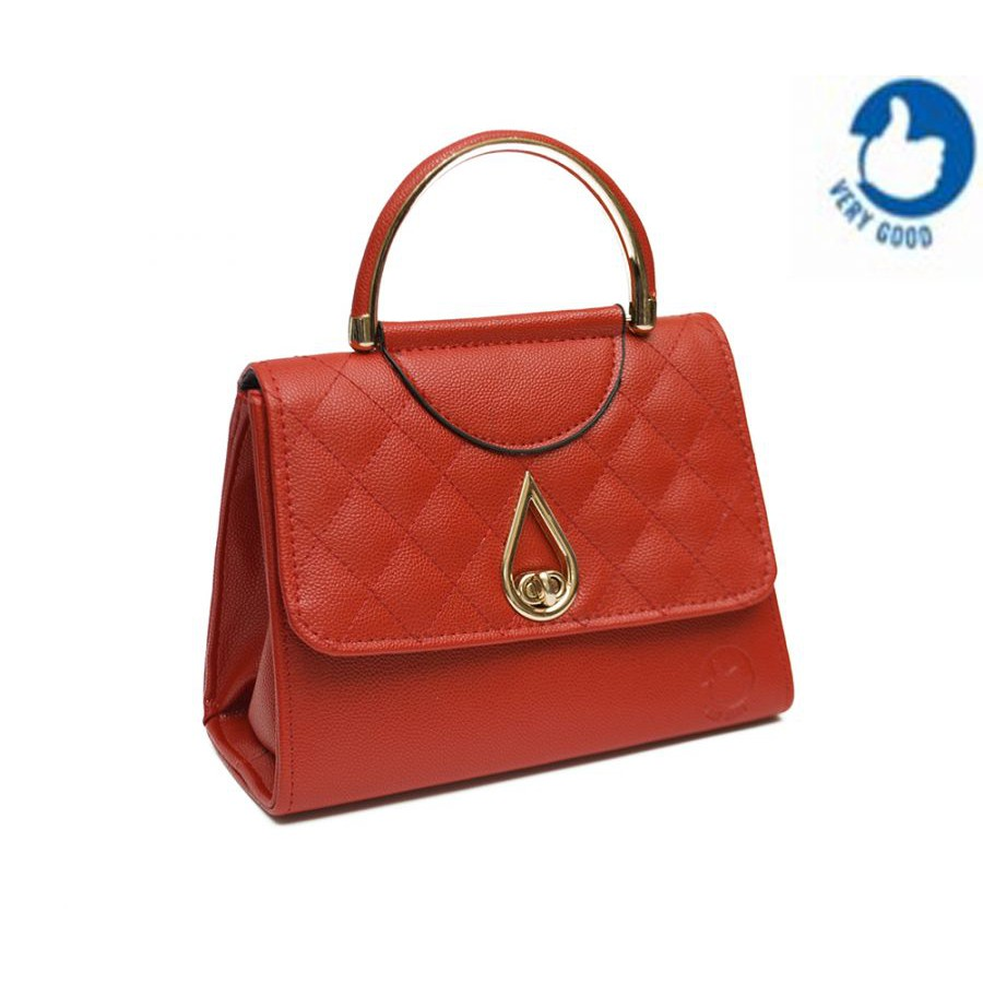 Túi xách đeo chéo nữ khóa giọt lệ Verygood MS7 - màu đỏ - 3601837 , 1029140816 , 322_1029140816 , 199000 , Tui-xach-deo-cheo-nu-khoa-giot-le-Verygood-MS7-mau-do-322_1029140816 , shopee.vn , Túi xách đeo chéo nữ khóa giọt lệ Verygood MS7 - màu đỏ