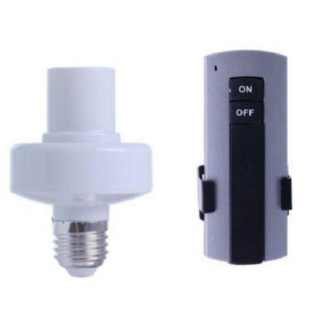 Đuôi đèn E27 điều khiển từ xa - 2444269 , 2509118 , 322_2509118 , 140000 , Duoi-den-E27-dieu-khien-tu-xa-322_2509118 , shopee.vn , Đuôi đèn E27 điều khiển từ xa