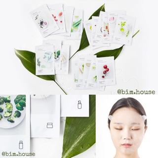 [Có bill Hàn] Mặt nạ giấy Innisfree My Real Squeeze mask bản mới thumbnail