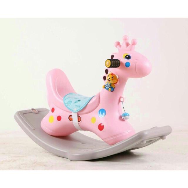 Ngựa bập bênh vương miện có nhạc và đèn cho bé yêu ❤️ - 3455388 , 1132659823 , 322_1132659823 , 300000 , Ngua-bap-benh-vuong-mien-co-nhac-va-den-cho-be-yeu--322_1132659823 , shopee.vn , Ngựa bập bênh vương miện có nhạc và đèn cho bé yêu ❤️