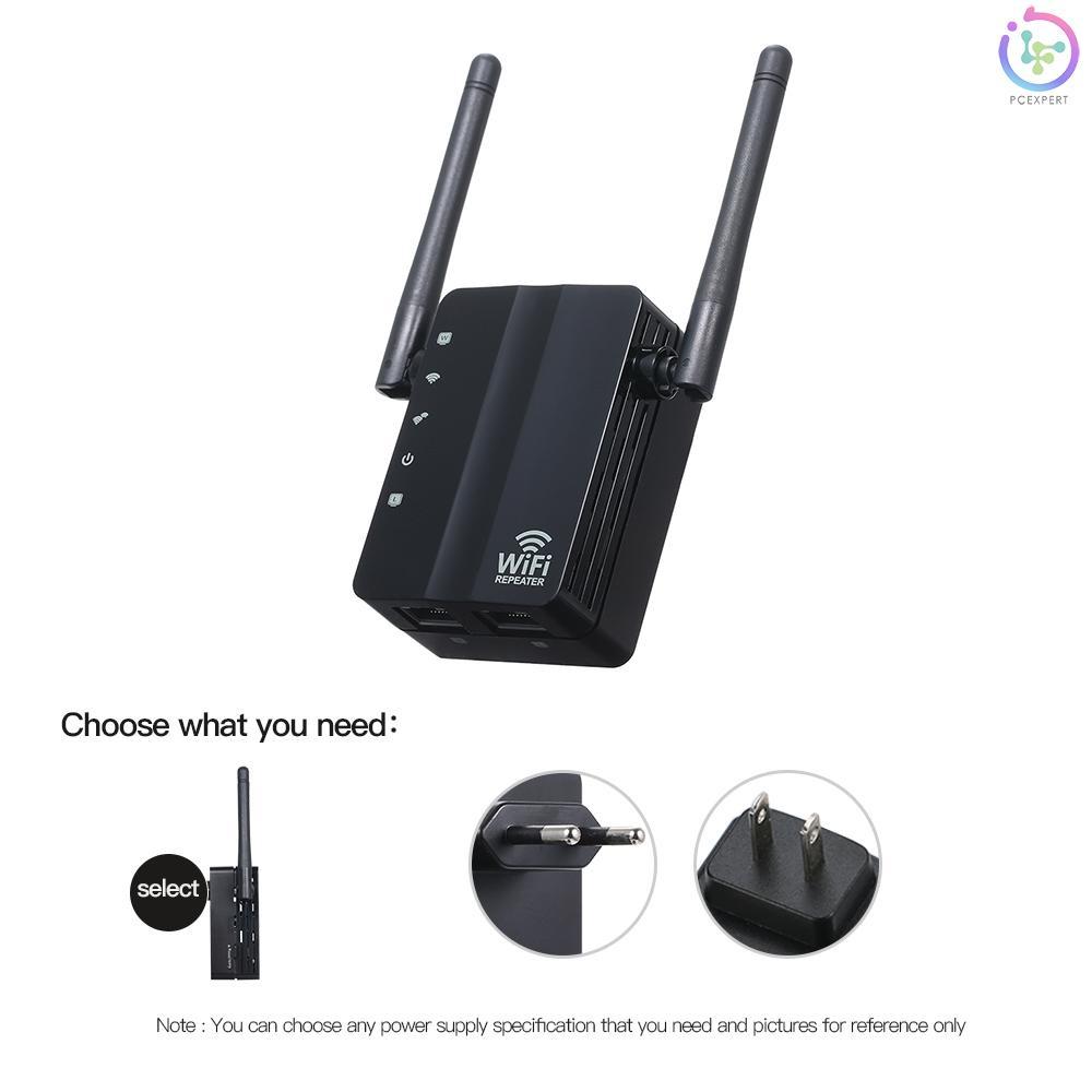Bộ Phát Wifi Không Dây 300mbps Ap 2.4g (Màu Đen)