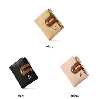 Hình ảnh Ví nữ đựng tiền ngắn cao cấp TAOMICMIC nhiều ngăn nhỏ gọn bỏ túi VD380-2