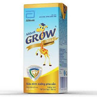 Sữa Abbott Grow Gold hương vani 1 lốc (4x180ml)