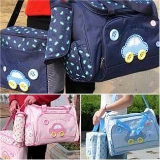 Set 3 túi cho mẹ và bé - 2791941 , 156964449 , 322_156964449 , 160000 , Set-3-tui-cho-me-va-be-322_156964449 , shopee.vn , Set 3 túi cho mẹ và bé