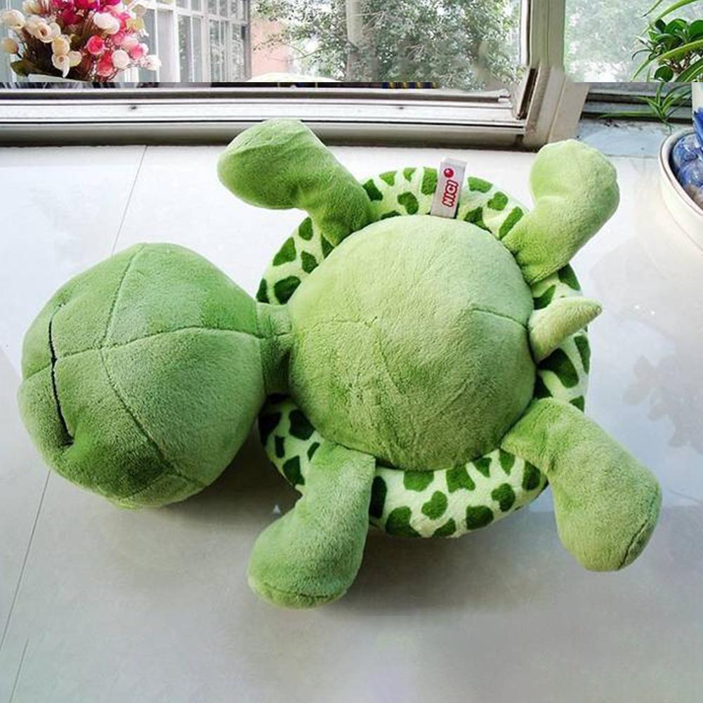 Big Eyes Lovely Home Decor Turtle Soft Cute Children Plush Toy Gifts