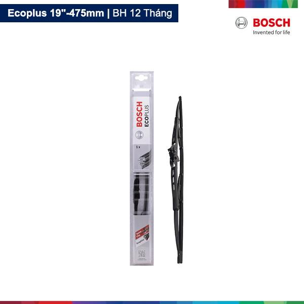 """Gạt Nước Ecoplus Bosch 19"""" - 475mm"""
