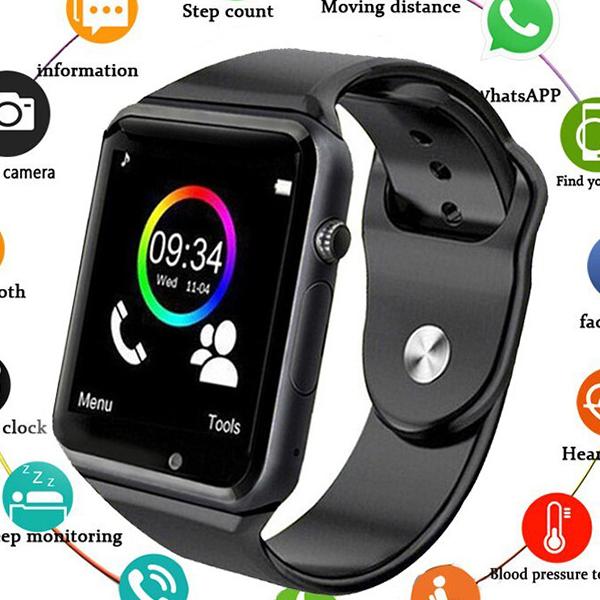 Đồng hồ thông minh A1, Cửa hàng trực tuyến | WebRaoVat