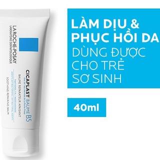 Kem dưỡng La Roche-Posay Cicaplast Baume B5 40 100ml. giúp làm dịu, làm mượt, làm mát & phục hồi da phù hợp cho trẻ em thumbnail