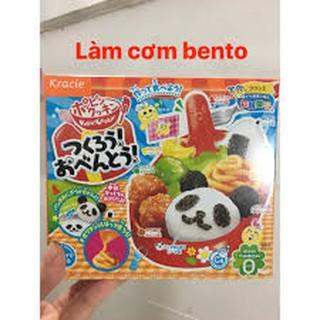 Kẹo Popin cookin làm cơm bento Nhật Bản- đồ chơi ăn được DATE 11/2020