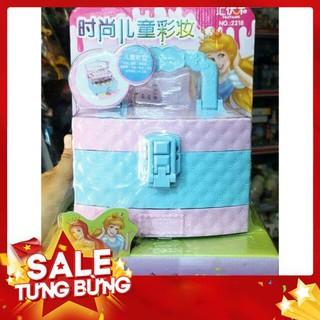 Bộ đồ chơi dụng cụ trang điểm cho bé gái -Hàng nhập khẩu