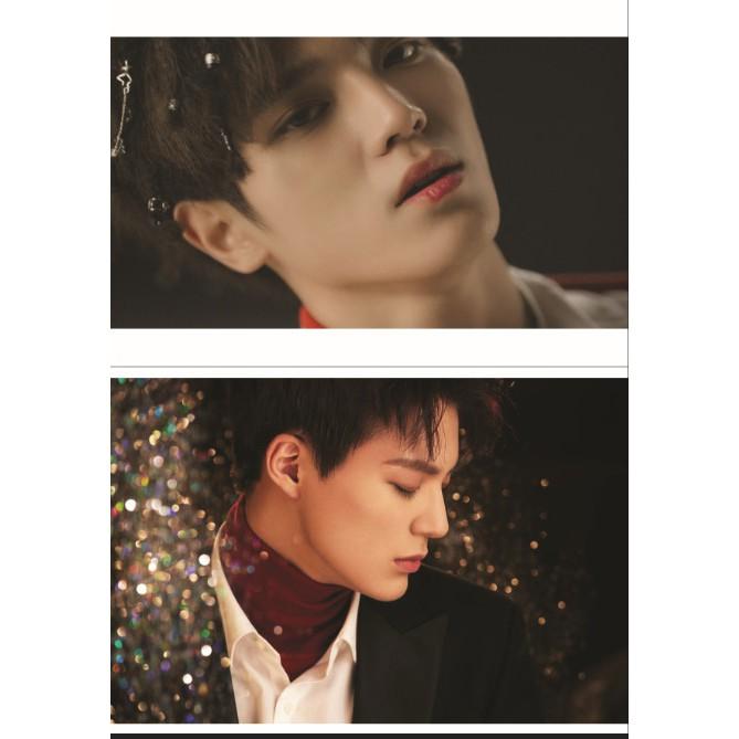 Poster khổ A5 ảnh nhóm nhạc NCT full 10 ảnh (CÓ IN THEO YÊU CẦU)