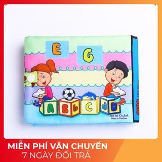 Sách vải to – CHỮ CÁI TIẾNG VIỆT – Pipo Vietnam SV14