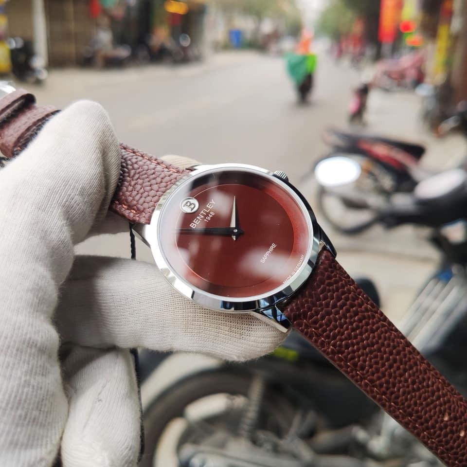 Đồng Hồ Nam BENTLEY BL1808-10 Chính Hãng