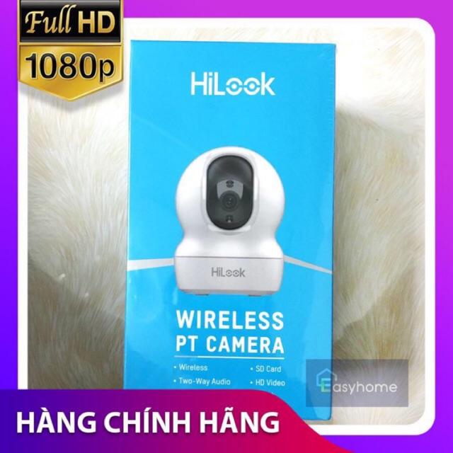 CAMERA WIFI HILOOK (Hikvision) IPC-P220-D/W 1080P Kèm thẻ nhớ ( Ngon hơn Ezviz C6N ) - CHÍNH HÃNG - BH 24T