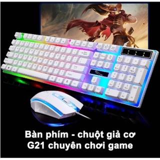 Bàn Phím Giả Cơ GTX330 - TẶNG NGAY CHUỘT SIÊU XIN SÒ thumbnail