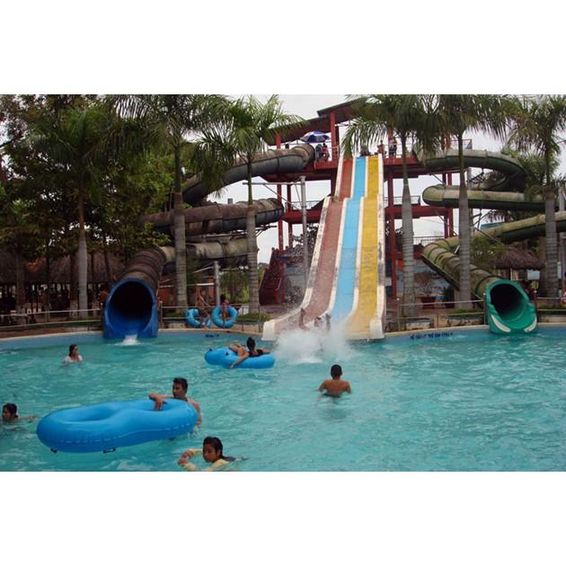 Hồ Chí Minh [Voucher] - Trọn gói nghỉ dưỡng và vui chơi tại Công Viên Nước Củ Chi 2N1Đ