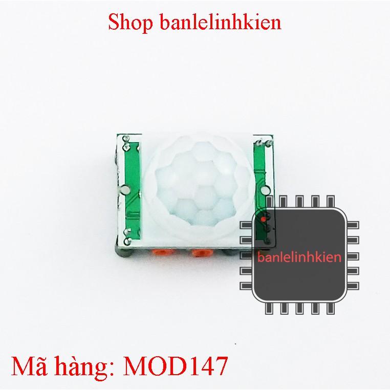 Module cảm biến chuyển động HC SR501