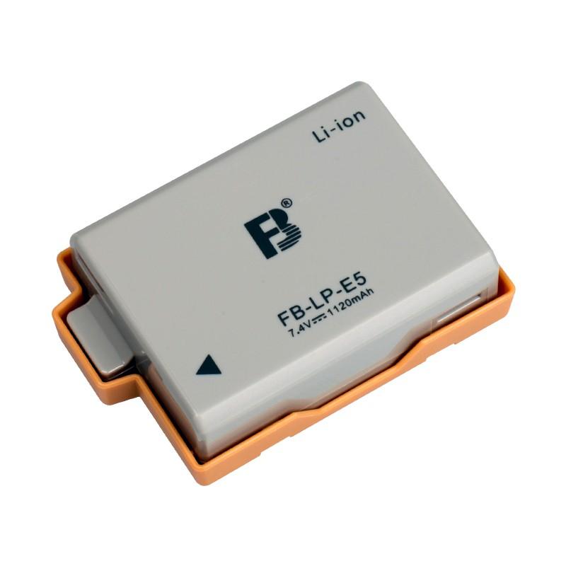 Pin FB LP-E5 dùng cho máy ảnh Canon 450D, 500D, 1000D
