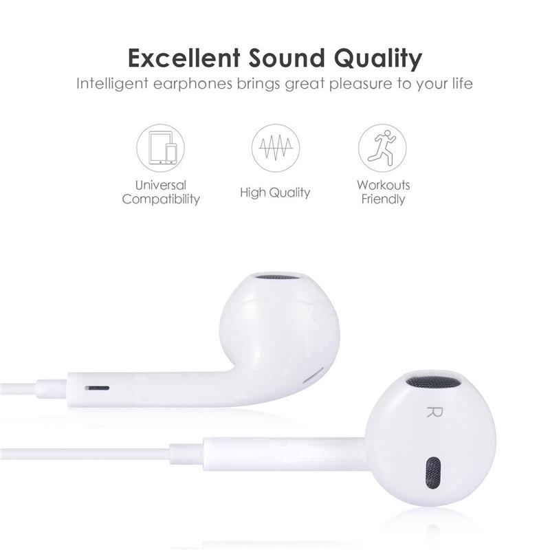 Tai nghe nhét tai âm thanh Hifi sống động chất lượng cao
