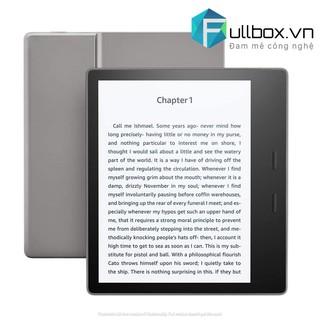 Máy đọc sách Kindle Oasis 2 9th hàng Amazon