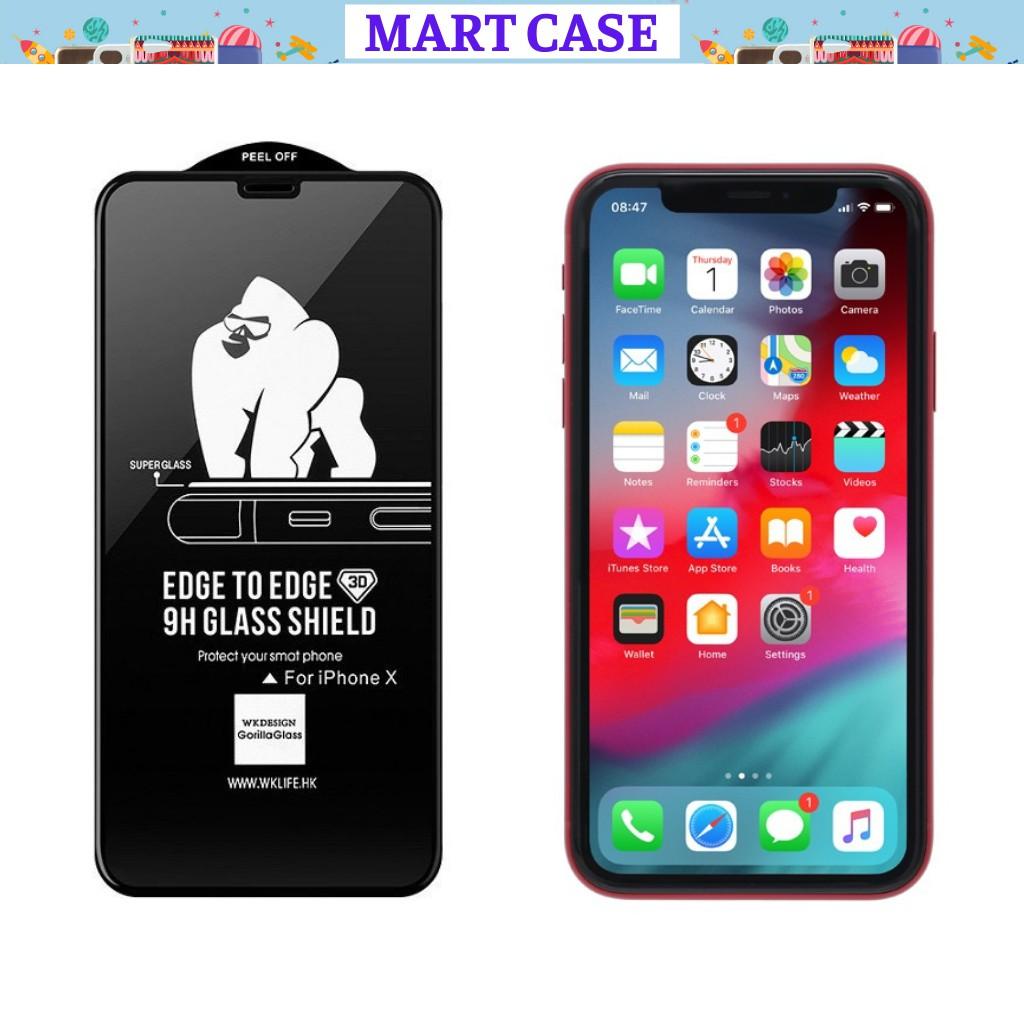 Kính cường lực iphone King Kong 6plus/6s/6splus/7/7plus/8/8plus/plus/x/xr/xs/11/12/pro/max