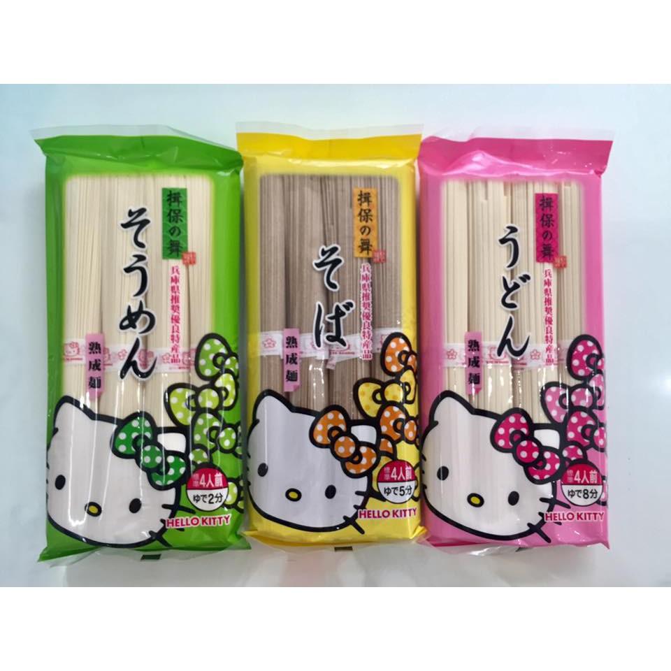 Mì Somen Rau Củ Hello Kitty Cho Bé