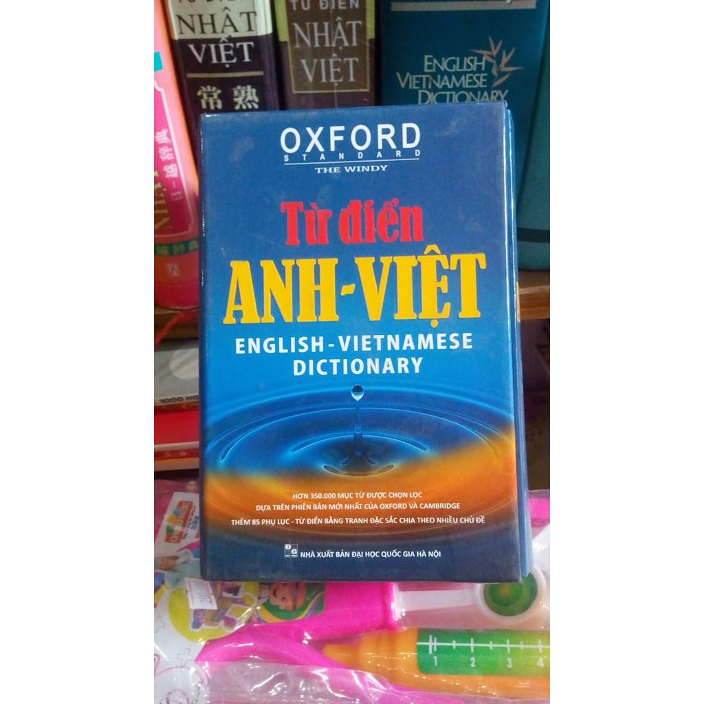 sách từ điển Anh- Việt
