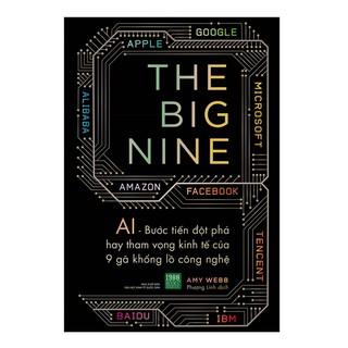 Sách - The Big Nine - Amy Webb thumbnail