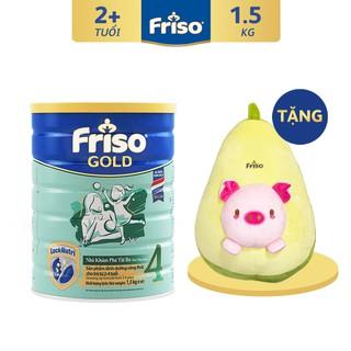 """[ĐỘC QUYỀN SHOPEE - Tặng Quả Bơ Nhồi Bông] Sữa Bột FRISO GOLD 4 1500g giá chỉ còn <strong class=""""price"""">63.500.000.000đ</strong>"""