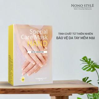 Mặt nạ tay Hàn Quốc - Găng Tay Dưỡng Da - Special Care Mask Hand - Dưỡng Ẩm Đôi Tay Mềm Mại, Cải Thiện Da Khô Rát thumbnail