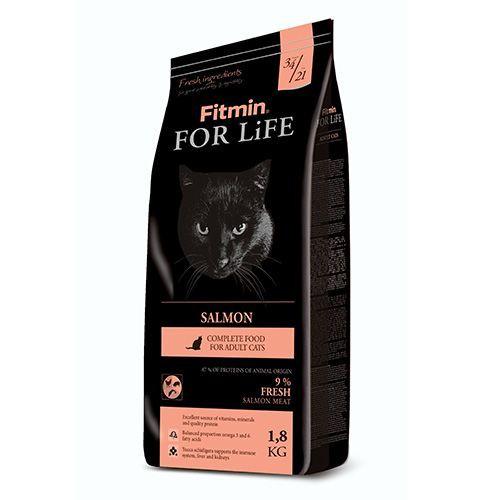 Thức ăn cho mèo FITMIN CAT FOR LIFE SALMON 1,8kg - 3424520 , 1159349213 , 322_1159349213 , 240000 , Thuc-an-cho-meo-FITMIN-CAT-FOR-LIFE-SALMON-18kg-322_1159349213 , shopee.vn , Thức ăn cho mèo FITMIN CAT FOR LIFE SALMON 1,8kg