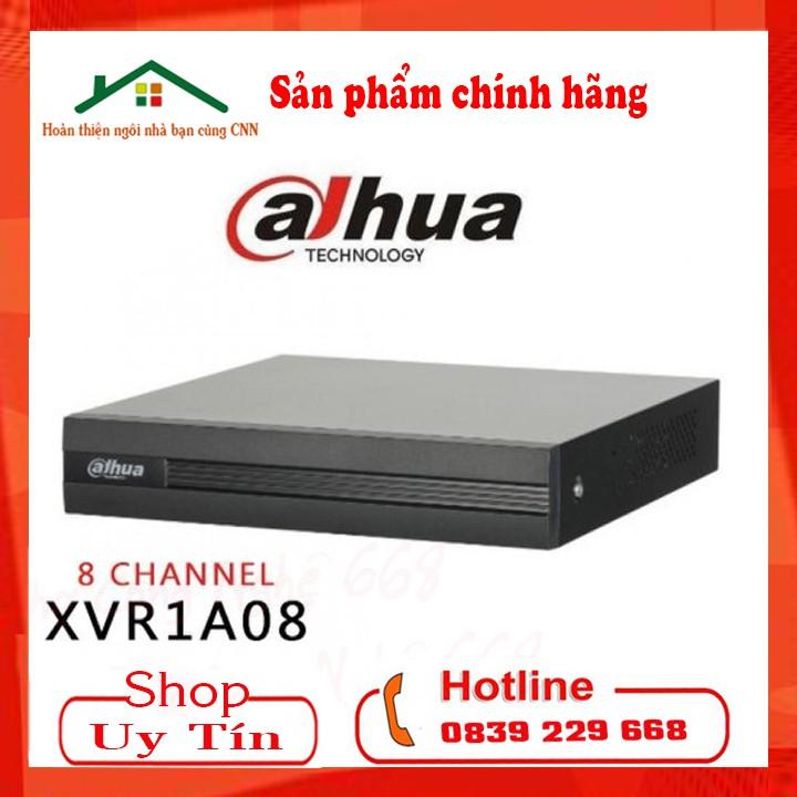 Đầu ghi hình 8 4 kênh Dahua XVR 1A08 XVR 1A04 - Chính Hãng Dahua DSS BH 24 THÁNG