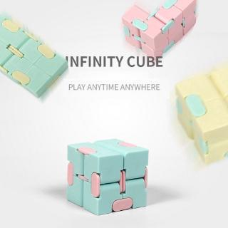 Creative infinite cube decompression artifact toy flip pocket infinite cube second-order cube puzzle