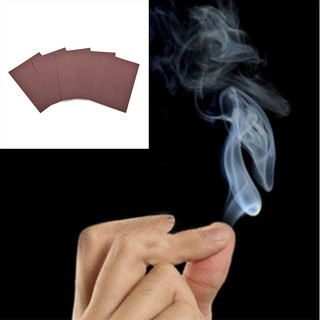 5 X Magic Smoke from Finger Tips Magic Trick Surprise Prank Joke Mystical