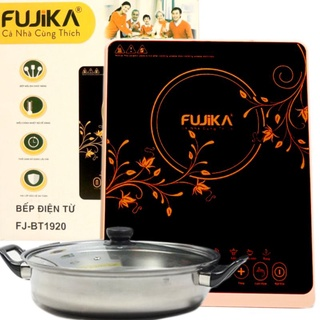 Bếp Từ FUJiKA (tặng kèm nồi)