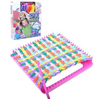 Đồ chơi đan giỏ màu Loop Weave–6726