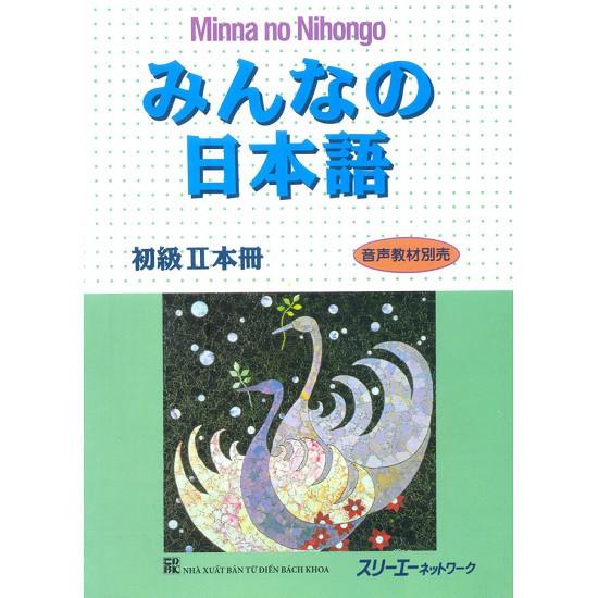Bộ sách Giáo trình Minna No Nihongo II trình độ sơ cấp - 3445757 , 1045407475 , 322_1045407475 , 617000 , Bo-sach-Giao-trinh-Minna-No-Nihongo-II-trinh-do-so-cap-322_1045407475 , shopee.vn , Bộ sách Giáo trình Minna No Nihongo II trình độ sơ cấp