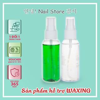 Dung dịch dưỡng và prewax trước sau triệt lông bằng waxing hiệu quả thumbnail
