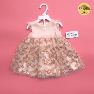 Set váy Baby Starters kèm quần chip