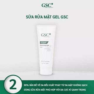 Sữa rửa mặt dang gel GSC thumbnail